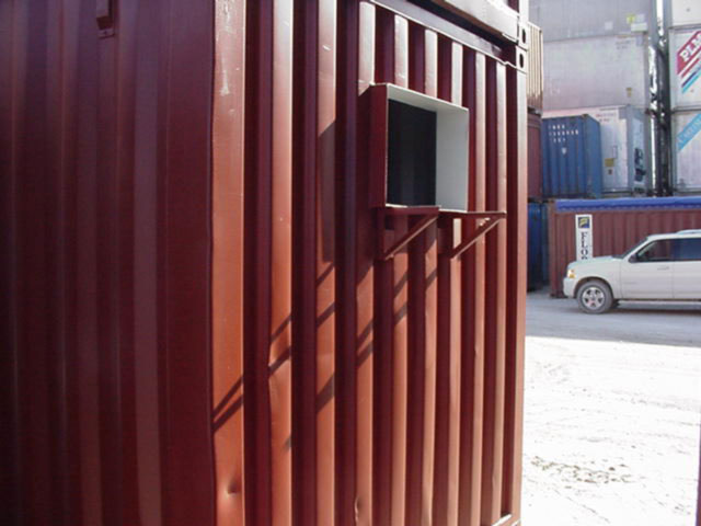 How shipping container sales work