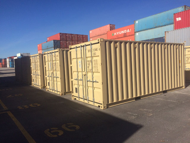 Watertight Storage Containers
