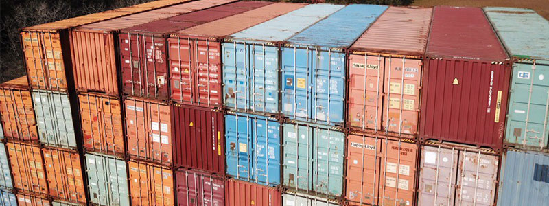 Quality Cargo Storage And Shipping Containers From U S A