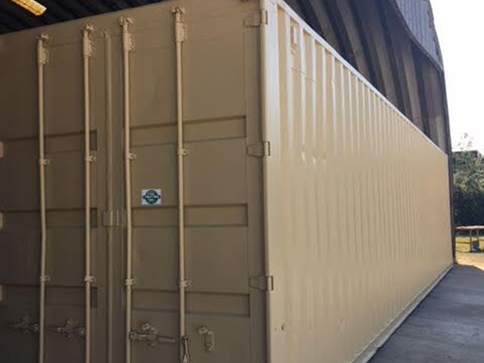 40 Foot Shipping Containers For Sale | New & Used 40 Ft